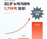 동대문 B2B 플랫폼 '쉐어그라운드', 상반기 거래액 1천억원 돌파